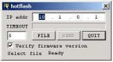 hotflash software