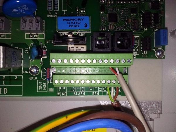Schema Collegamento Ethernet : Area sx s.r.l.